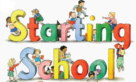 Image result for STARTING SCHOOL